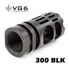 VG6 Precision GAMMA 300BLK Blackout /7.62 /308 Muzzle Brake 5/8-24 TPI w/ Washer