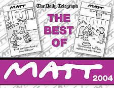 Best of Matt 2004, Pritchett, Matt, Very Good Book