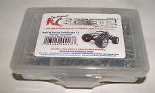 REDCAT RACING EARTHQUAKE 3.5 RC SCREWZ STAINLESS STEEL SCREW SET RCR017