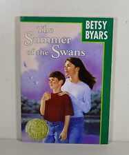 The Summer of the Swans by Betsy Byars (Scholastic Paperback, Newbery Medal)