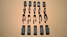 20 NEW WIRE LOOM CLIP RETAINERS! 50-70'S MOPAR CHARGER 426 HEMI CUDA CHALLENGER