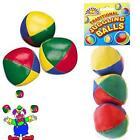 apprendre à Jonglage Lot de 3 x coloré Balles De Jonglage