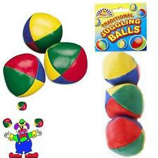 Learn to Juggle Set of 3 x Coloured Juggling Balls!!