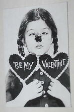 "Addams Family ""Wednesday - Be My Valentine"" Floppy Magnet Approx 2.75"" x 2"""