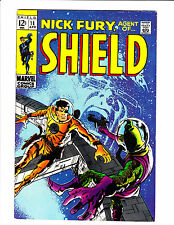 Nick Fury   Agent of SHIELD   11   Barry Smith Cover    Glossy Nice Copy