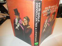 TRUE LIFE STORIES OF CROOKS, CON MEN & COURTESANS -50 STORIES-100 PICS-HC/DJ