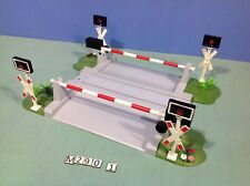 (M290.1) playmobil passage à niveau  train RC ref 4306 5258 4017 4011 4302