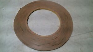 "3M 467MP 1/8"" THICKNESS (3MM)  Super Thin DOUBLE SIDED TAPE ."