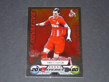 NOVAKOVIC 1. FC KÖLN TOPPS MATCH ATTAX PANINI FOOTBALL BUNDESLIGA 2009-2010