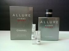 Chanel Allure Homme Sport Eau Extreme 2ML-5ML 100% Authentic!