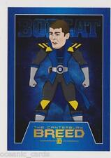CANTERBURY BANKSTOWN BULLDOGS CANTERBURY BREED SUPERHERO GOLD CARD ANDREW RYAN