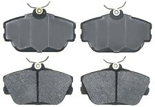 ACDelco 17D598M Front Semi Metallic Pads