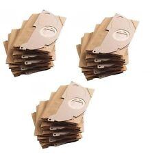 15 x confezione di Sacchetti per Aspirapolvere Per Karcher a2101, a2101te, a2111, a2301
