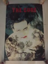 The Cure original Poster Disintegration 32�x 22� vintage Rare Used 1989