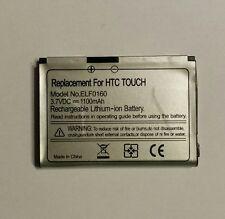 ELF0160 Batteria Compatibile per htc MDA Touch Epoch, P3450, P3451, Touch Elfin,