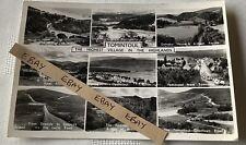 Vintage Postcard - Tomintoul, Highlands, Scotland