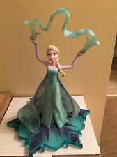 Walt Disney World Disney Parks Frozen Princess Elsa Medium Big Fig Figurine