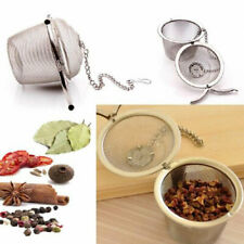 Straining Stainless Steel Practical Office Bucket Shape Accessories Tea Filter