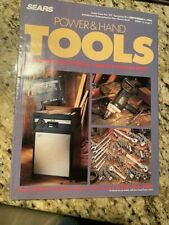 Vintage Sears Craftsman 1990 Power and Hand Tools Catalog