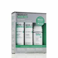 BOSLEY BOSDEFENSE STARTER PACK FOR NON COLOR-TREATED HAIR  FREE SHIPPING