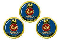 Hmas Stalwart Royal Australien Marine Marqueurs de Balles de Golf