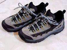 Vintage RAICHLE(Now MAMMUT) Gray/Dark Gray Hiking/Trail Shoes Womens Size 7