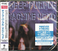 DEEP PURPLE-MACHINE HEAD-JAPAN CD C68
