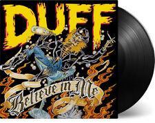 Duff McKagan - Believe in Me [New Vinyl] Holland - Import