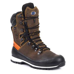 Lavoro Elite Chainsaw Protective Boots Class 2 Waterproof Husqvarna Stihl User