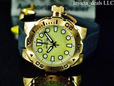 Invicta Mens 51mm Pro Diver Master Of The Oceans Quartz Champagne MOP Dial Watch