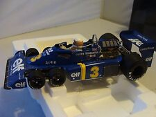 EXOTO 1/18 97044 1976 Tyrrell P34-SCHECKTER-Japon GP-Comme neuf/BOXED!!! - L @ @ K!!!