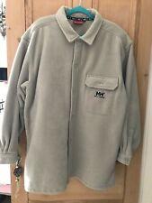 Helly Hansen fleece jacket beige xl