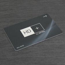 HD Plus by Astra HD+ Karte Smartcard Senderpaket (HD03) für 12 Monate