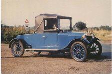 Lagonda 1922 MODERN postcard issued by Geoff Carter