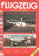FLUGZEUG 5/94 WW2 LUFT Do26_FRENCH F-84G BREMGARTEN_Fw200 CONDOR_Ju88D_HFB 320