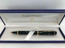 Waterman Rhapsody Mineral Green Ballpoint Pen New In Box 26221