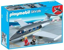 Playmobil 5619 Private Jet Plane Ages 4+ New Toy Plane Aeroplane Fly Play