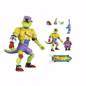 "NECA Teenage Mutant Ninja Turtles Mondo Gecko 7"" Action Figure TMNT OFFICIAL"