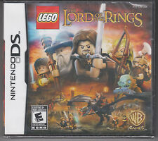 LEGO The Lord of the Rings Nintendo DS **NEW SEALED**