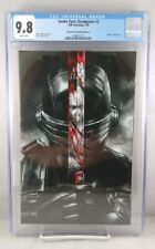 SNAKE EYES DEADGAME #1CGC 9.8 BIG TIME COLLECTIBLES B/W MICO SUAYAN VARIANT
