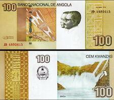 ANGOLA - 100 Kwacha 2012 FDS - UNC