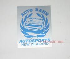 Vintage Motorsport Sticker- Auto Bahn Autosports NZ