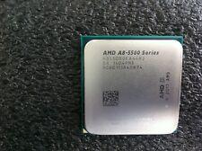AMD A8-5500B 3.2GHz Quad-Core CPU Processor AD550BOKA44HJ Socket FM2 - CPU403