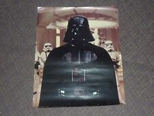 Vintage Star Wars Empire Strike Back 1980 Movie Poster Darth Vader/Stormtroopers