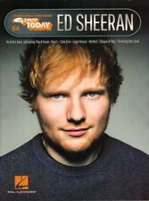 Ed Sheeran 14 of His Best E-Z Play Today Songbook Noten für Keyboard sehr leicht