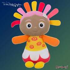 In the Night Garden Talking Softies - Upsy Daisy 23cm Plush Soft Toy With Sound