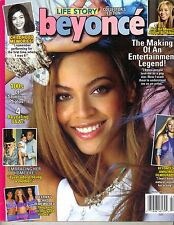 BEYONCE KNOWLES DESTINY'S CHILD Life Story Magazine 6/05 COLLECTOR'S 100 PGS