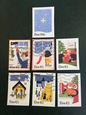 Ireland (Irish Eire) Christmas 2018. Set Of 7 Stamps. Used.
