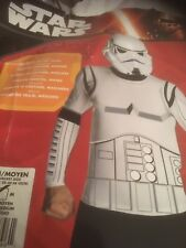 "Adult (medium) Star Wars ""Storm trooper"" Disney Fancy Dress Costume"