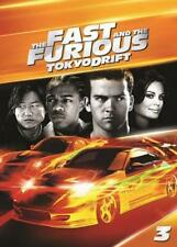 THE FAST AND THE FURIOUS: TOKYO DRIFT NEW DVD